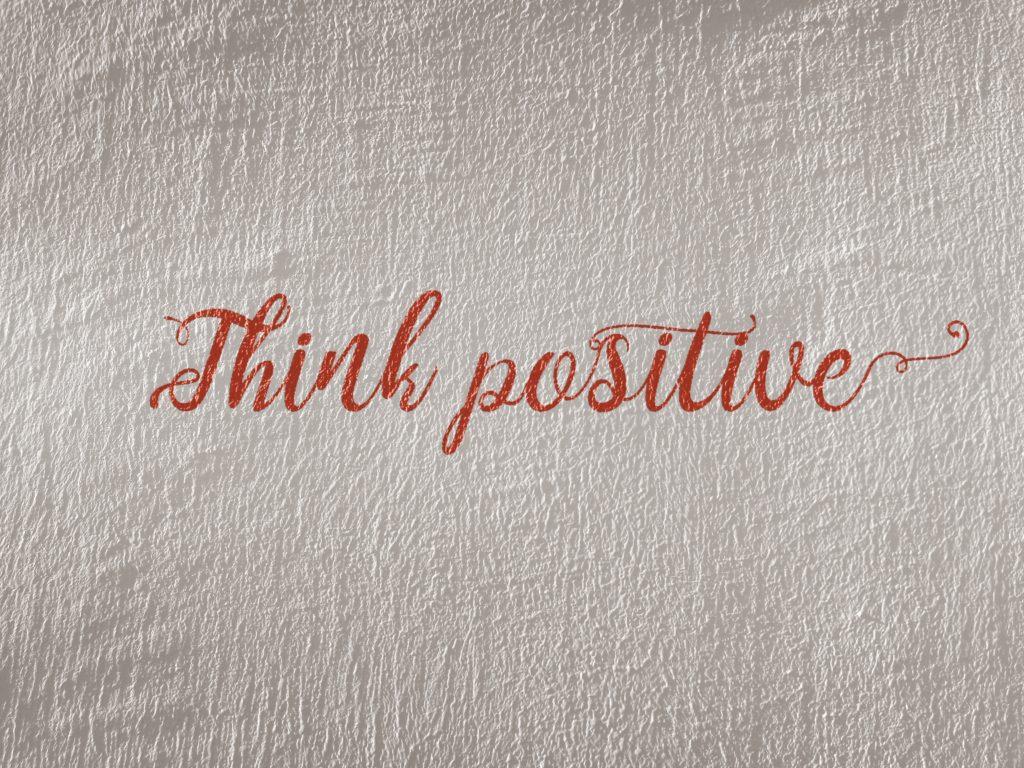 Pensiero positivo e mentalità vincente