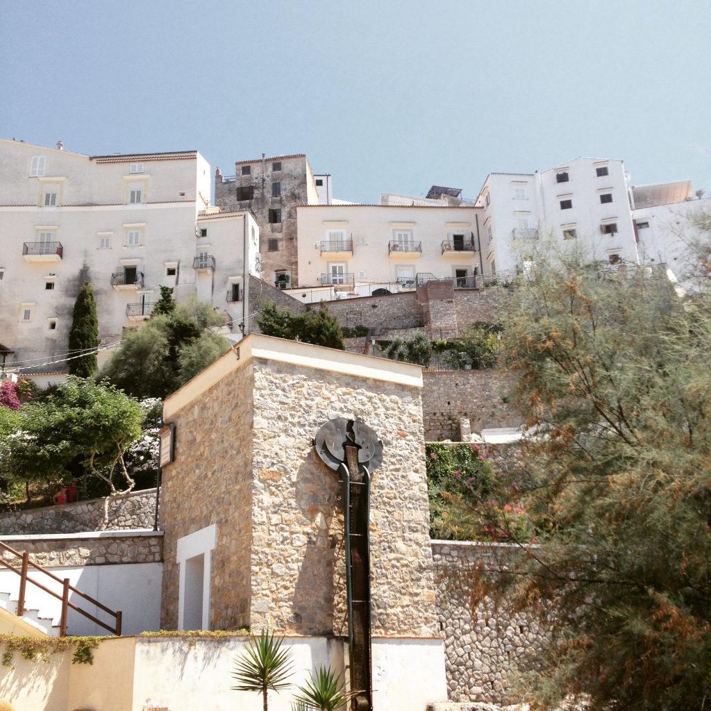 borgo di Sperlonga - mare a Sperlonga e Gaeta