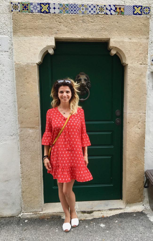 porta verde a Gaeta - mare a Sperlonga e Gaeta