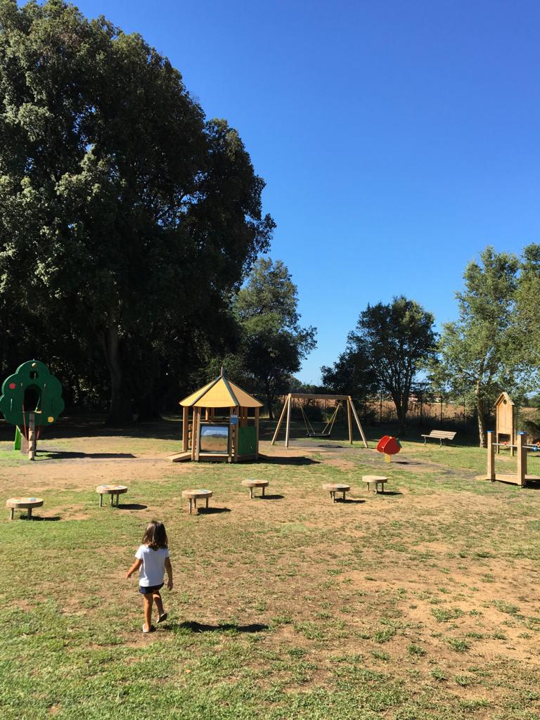 summer play ground for kids - Best things to do in Circeo National Park